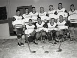Hockey players, 1964-1965